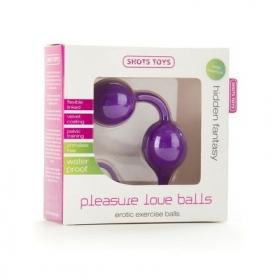 Pleasure love balls lila