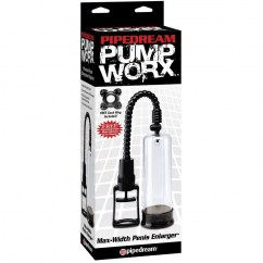 Pipedream Bomba de ereccion maxima amplitud de la sub marca Pump Worx de Pipedream PD3262-23 Bomba de ereccion maxima amplitud