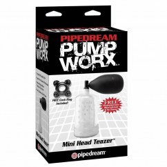 Pipedream Bomba de succion glande de la sub marca Pump Worx de Pipedream PD3267-20 Bomba de succion glande