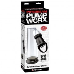 Pipedream Bomba de ereccion sure de la sub marca Pump Worx de Pipedream PD3269-23 Bomba de ereccion sure