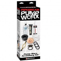 Pipedream Pump works kit accesorios bomba. de la sub marca Pump Worx de Pipedream PD3275-00 Pump works kit accesorios bomba.