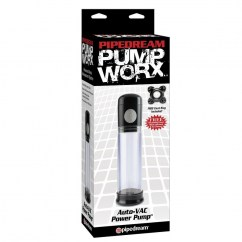 Pipedream Bomba de ereccion automatica de la sub marca Pump Worx de Pipedream PD3284-00 Bomba de ereccion automatica
