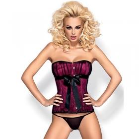 Obsessive corset rubines