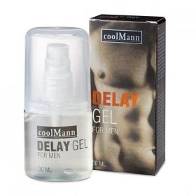 Coolmann gel para el hombre