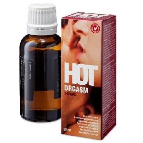 Hot orgasm 30 ml