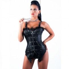 Queen lingerie Queen corsets tanzanita black disponible en varias tallas, encuetra la tuya y disfruta de una noche distinta Queen corsets tanzanita negro