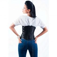 Queen lingerie Queen corsets ágata black disponible en varias tallas, encuetra la tuya y disfruta de una noche distinta Queen corsets ágata negro