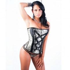 Queen lingerie Queen corset flint disponible en varias tallas, encuetra la tuya y disfruta de una noche distinta Queen corset flint