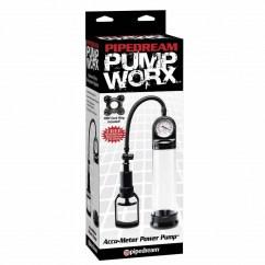 Pipedream Bomba de ereccion manometro de la sub marca Pump Worx de Pipedream PD3272-23 Bomba de ereccion manometro