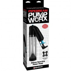 Pipedream Bomba de ereccion super prieta de la sub marca Pump Worx de Pipedream PD3290-23 Bomba de ereccion super prieta