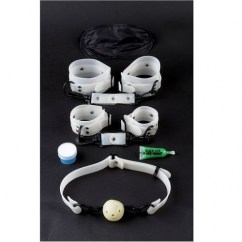 . Pipedream Fetish fantasy series kit bondage que brilla en la oscuridad de Pipedream Fetish , Bondage Mordazas Fetish fantasy series kit bondage que brilla en la oscuridad .