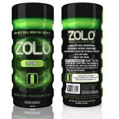 ZOLO Masturbador original succionador para dar placer al hombre. Es un masturbador reutilizable. Original