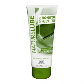 Hot Hot Nature Wb Lube Aloe Vera 100M