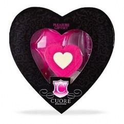 CM Shots toys kit corazón de placer ideal para regalar D-203186 regalos sencillos pero eficaces Shots toys kit corazón de placer