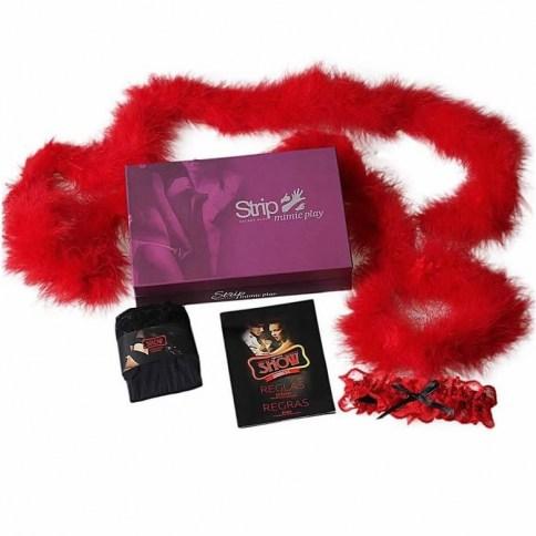 CM Juego strip play ideal para regalar D-203232 regalos sencillos pero eficaces Juego strip play