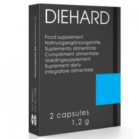 Diehard  2 capsulas
