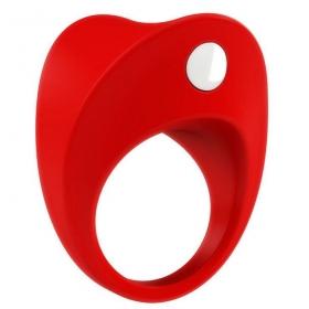 B11 anillo vibrador rojo