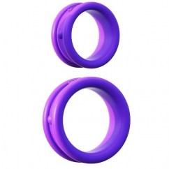 Pipedream Fantasy c-ringz width silicone rings de Pipedream, marca premium C-ringz width anillas silicona