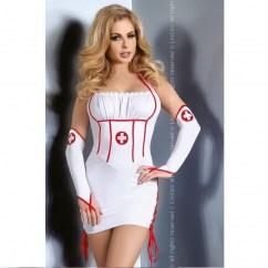 CM Livco corsetti raisa disfraz enfermera perfecto para días especiales D-205810 Livco corsetti raisa disfraz enfermera