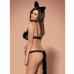 CM Obsessive gepardina 3pcs disfraz gata perfecto para días especiales D-205826 Gepardina 3pcs disfraz gata