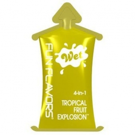 Fun flavors 4-in-1 explosion fruta tropical 10ml