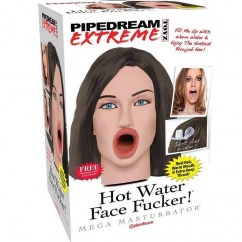 Pipedream Extreme toyz rostro 3d morena real para agua templada Extreme toyz rostro 3d morena real para agua templada