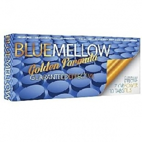 Blue mellow 10 cap