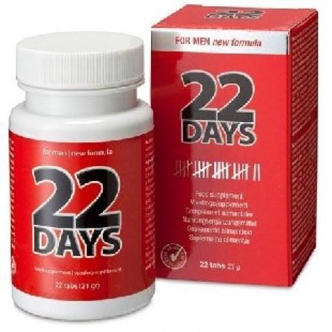 22 days erección 22 cap