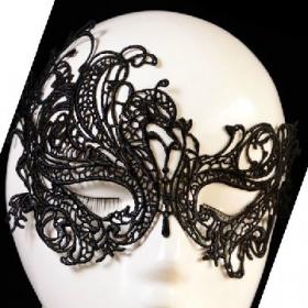 Mascara encajes seven