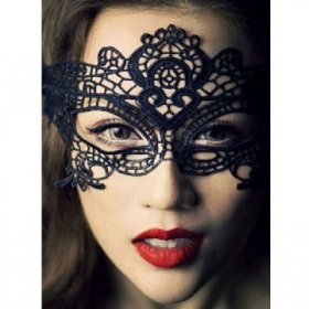 Mascara encajes nine