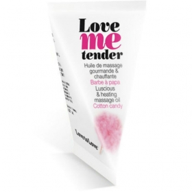 Love me tender sensua estimulante nubes algodon 10ml
