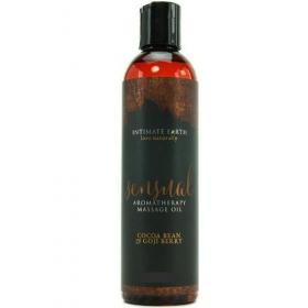 Intimate Earth Intimate Earth Cocoa Ban & Goji Berry Oil Massage 120Ml