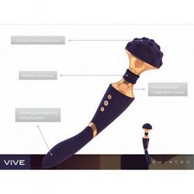 Vive Vive Shiatsu Purple