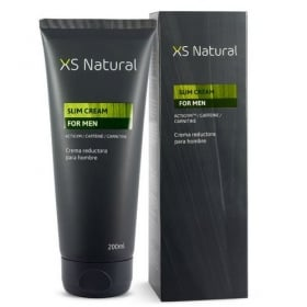 500Cosmetics Xs Natural Crema Reductora Y Quemagrasas Zona Abdominal