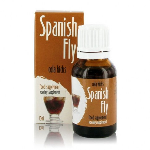 Spanish fly cola 15 ml