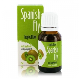 Spanish fly kiwi tropical