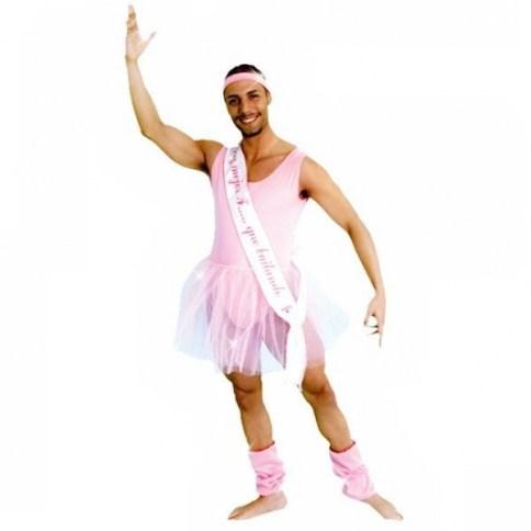 CM disfraz de bailarin Disfraz De Bailarin