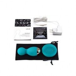 Lelo Bolas chinas Hula Beads de Lelo, con tecnología SenseMotion para crear tus propias vibraciones. Hula Beads