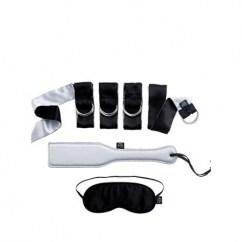 50 Sombras de Grey Kit sencillo pero completo para dar tus primeros pasos. Kit Primera Vez Bondage