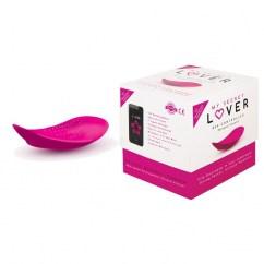Pasante Vibrador masajeador que se controla a través de una APP gratuita. Perfecto para jugar con tu pareja a distancia. My secret lover