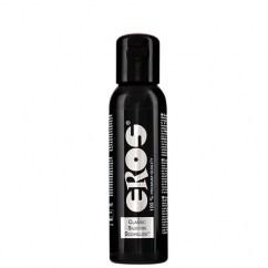 Eros Lubricante de silicona, larga duración de 250 ml. Con propiedades ultra deslizantes, para mayor duración. Megasol 250 ml