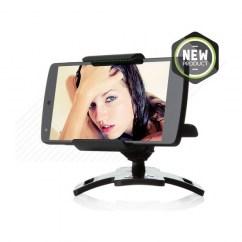 Fleshlight Soporte para tablets o smartphones, mantén una vídeo-llamada o mira un vídeo de la manera más cómoda. Soporte Movil y Tablets