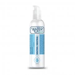 Hemos desarrollado un lubricante de base agua, suave y sedoso, sin olor, transparente y natural, respetuoso con tu piel