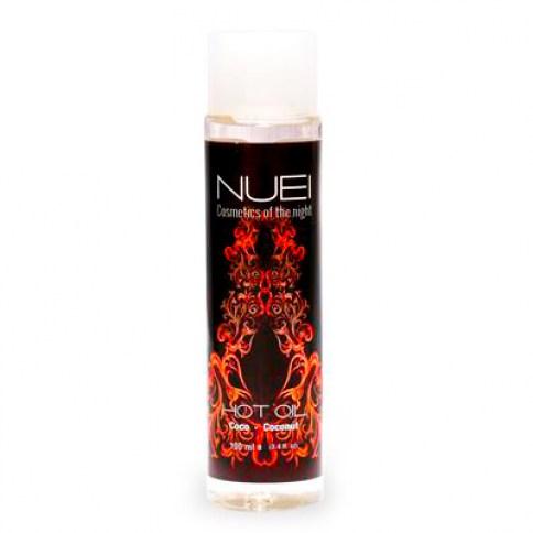 Aceite Efecto Calor Coco 100 ml 0