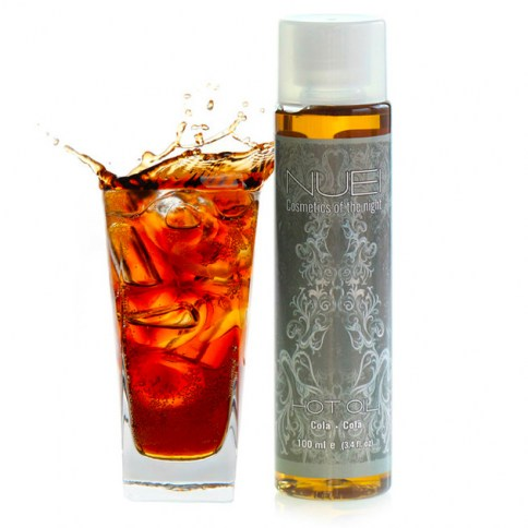 Aceite Calor Sabor Cola Nuei 100 Ml 0