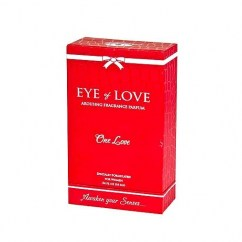 Eye of Love Para mujer. Perfume de feromonas que potenciará esas noches de pasión con velas y bombones. Perfume One Love