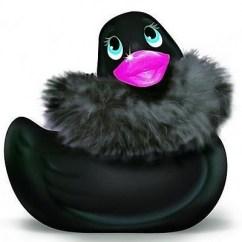 Big Teaze Toys Ultima moda en Patos vibradores, discretos ademas de poder llevartelo para disfrutar de un buen baño Pato Vibrador Paris