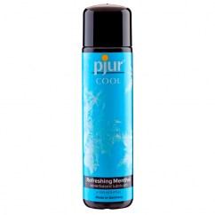 Pjur Lubricante efecto frescor a diferencia de los otros, sino que el efecto de la menta es lo que da un toque de frío. Cool 100 ml