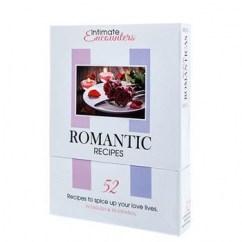 Keepher Games Llena de sabor y salsa tu relación de pareja durante un año entero con estas 52 fichas de recetas para disfrutar de cenas románticas. Muchas recetas incluyen ingredientes afrodisíacos, como las fresas, chile, romero y chocolate. Recetas Rom