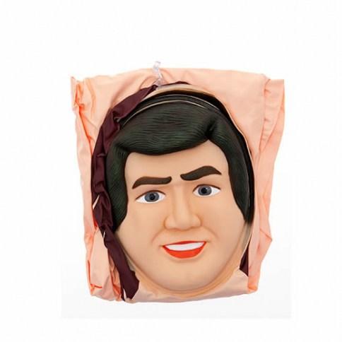 DA Muñeco hinchable sin entradas, con el pelo pintado, presentado en una bolsa. Este artículo se presenta en bolsa. Muñeco Sencillo